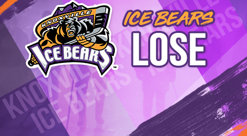 Ice Bears Lose News