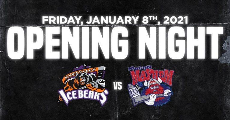 Knoxville Ice Bears Opening Night