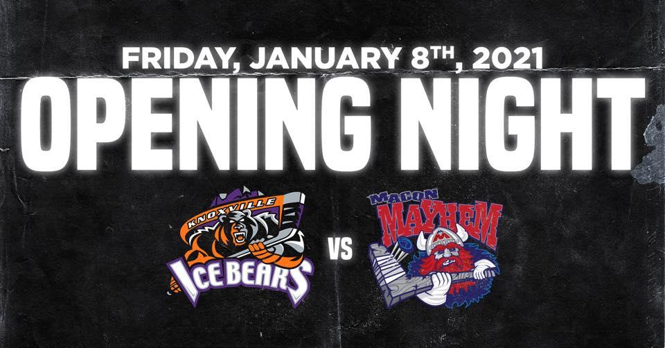 Knoxville Ice Bears Opening Night