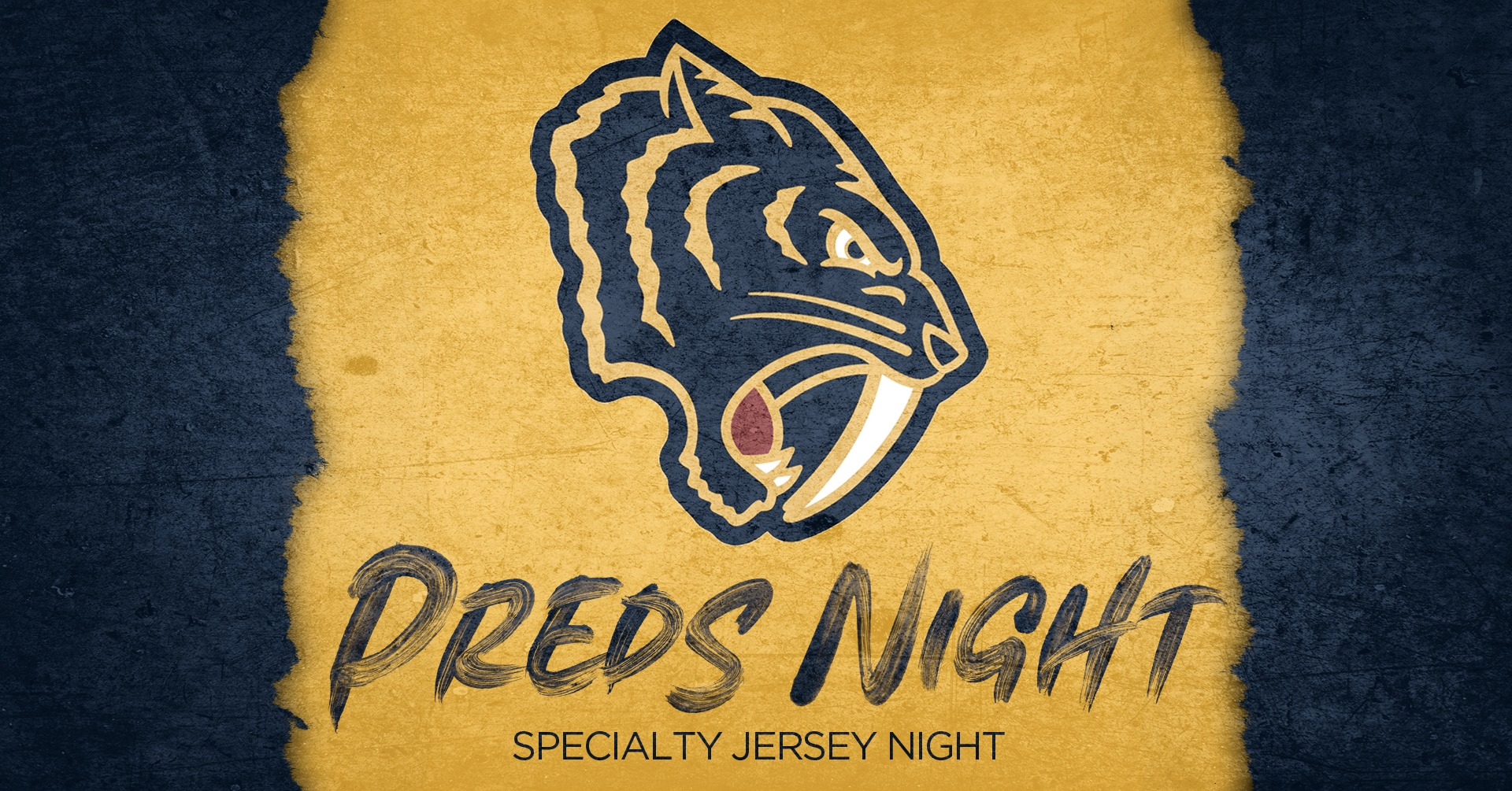 Knoxville Ice Bears Predators Night