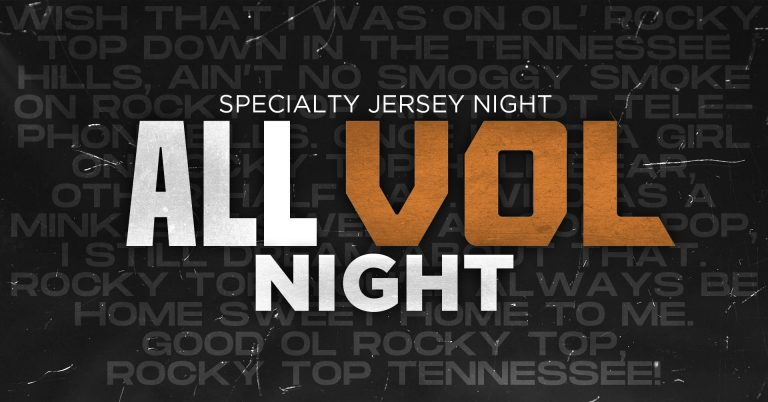Knoxville Ice Bears All Vol Night