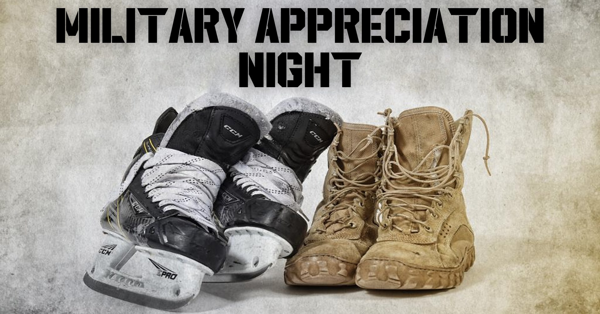 Knoxville Ice Bears Military Appreciation Night