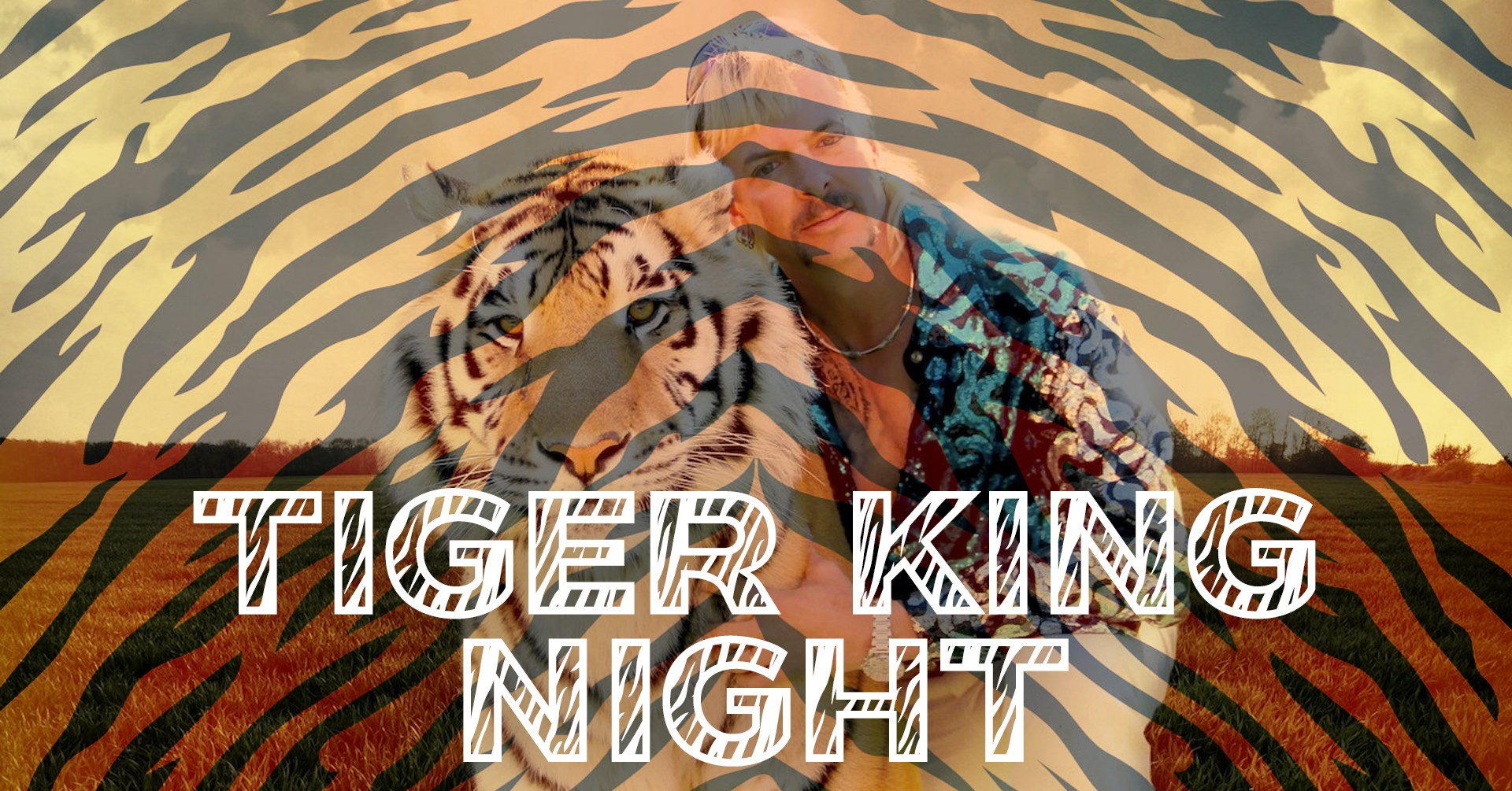 Knoxville Ice Bears Tiger King Night