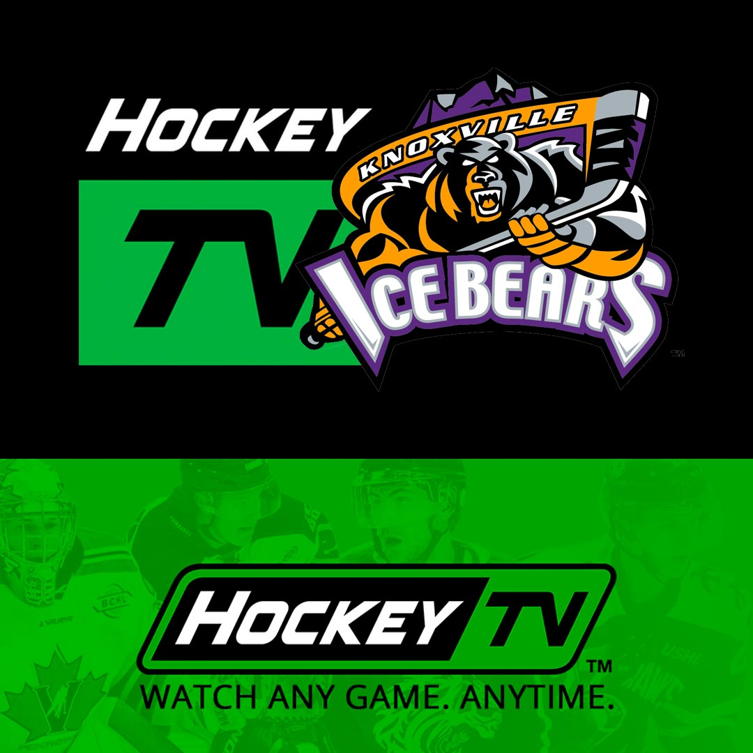 Knoxville Ice Bears Hockey TV