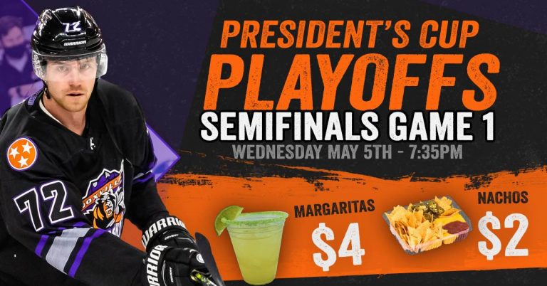 President's Cup Playoffs Semifinals Game 1